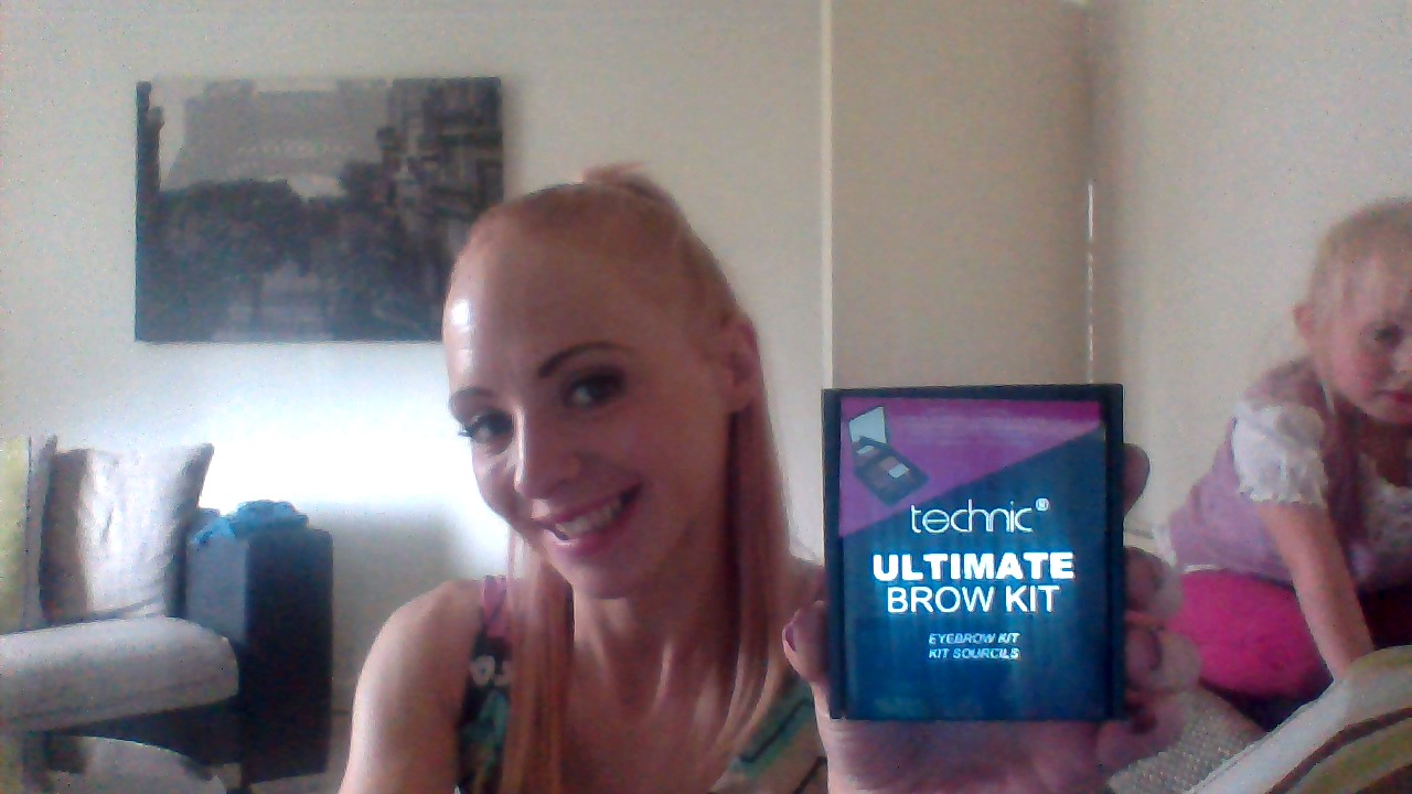 Technic Ultimate Brow Kit Review Annmaries Blog