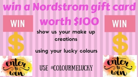 win a Nordstrom gift cardworth $100