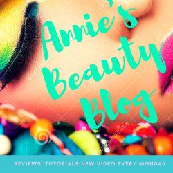 Anni's Beauty & Lifestyle Blog